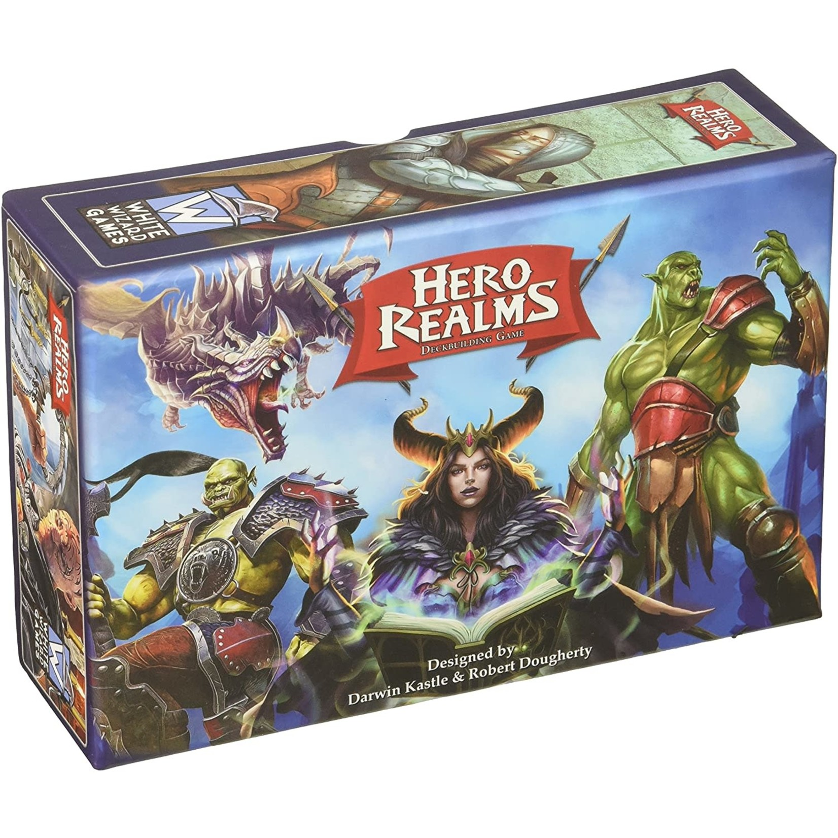 Hero Realms DBG Card Game