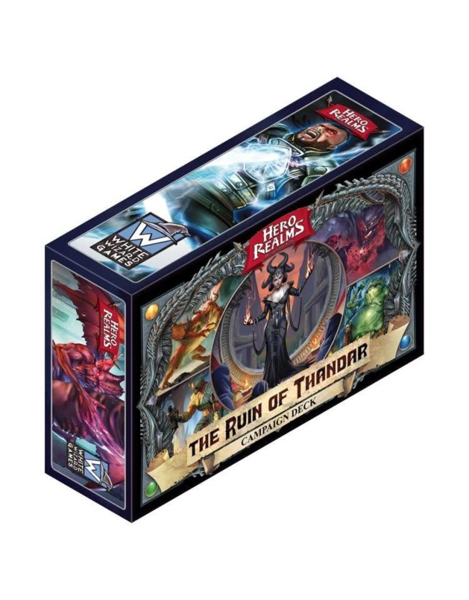 Hero Realms DBG Ruins of Thandar Campaign Deck
