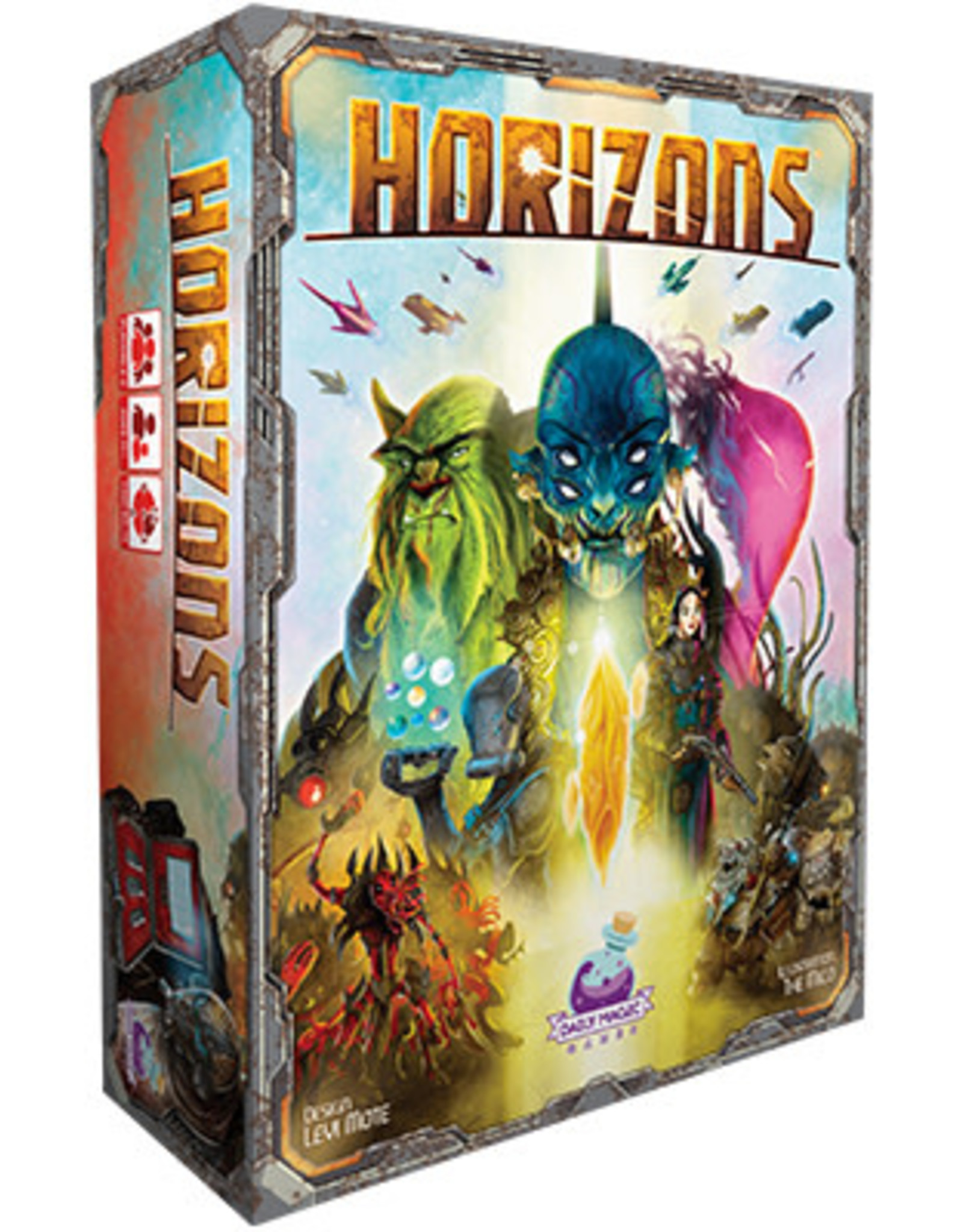 Horizons Board Game
