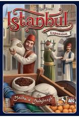 Istanbul: Mocha & Bakasheesh Board Game