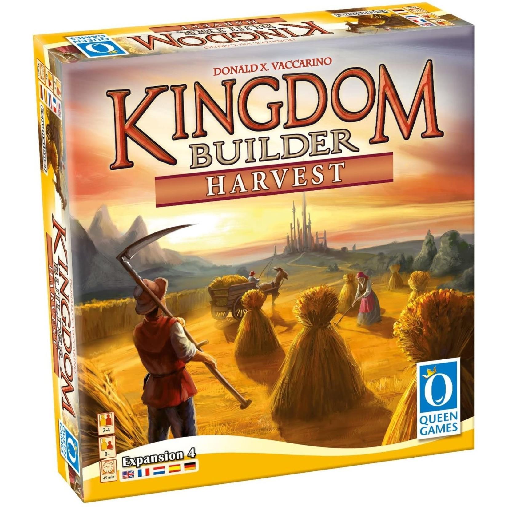 Kingdom Builder Harvest Expansion