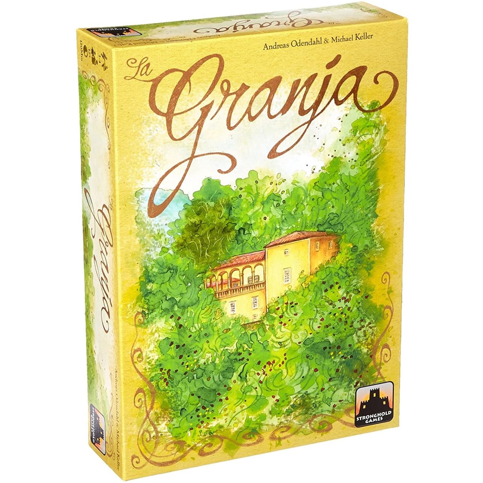 La Granja Board Game