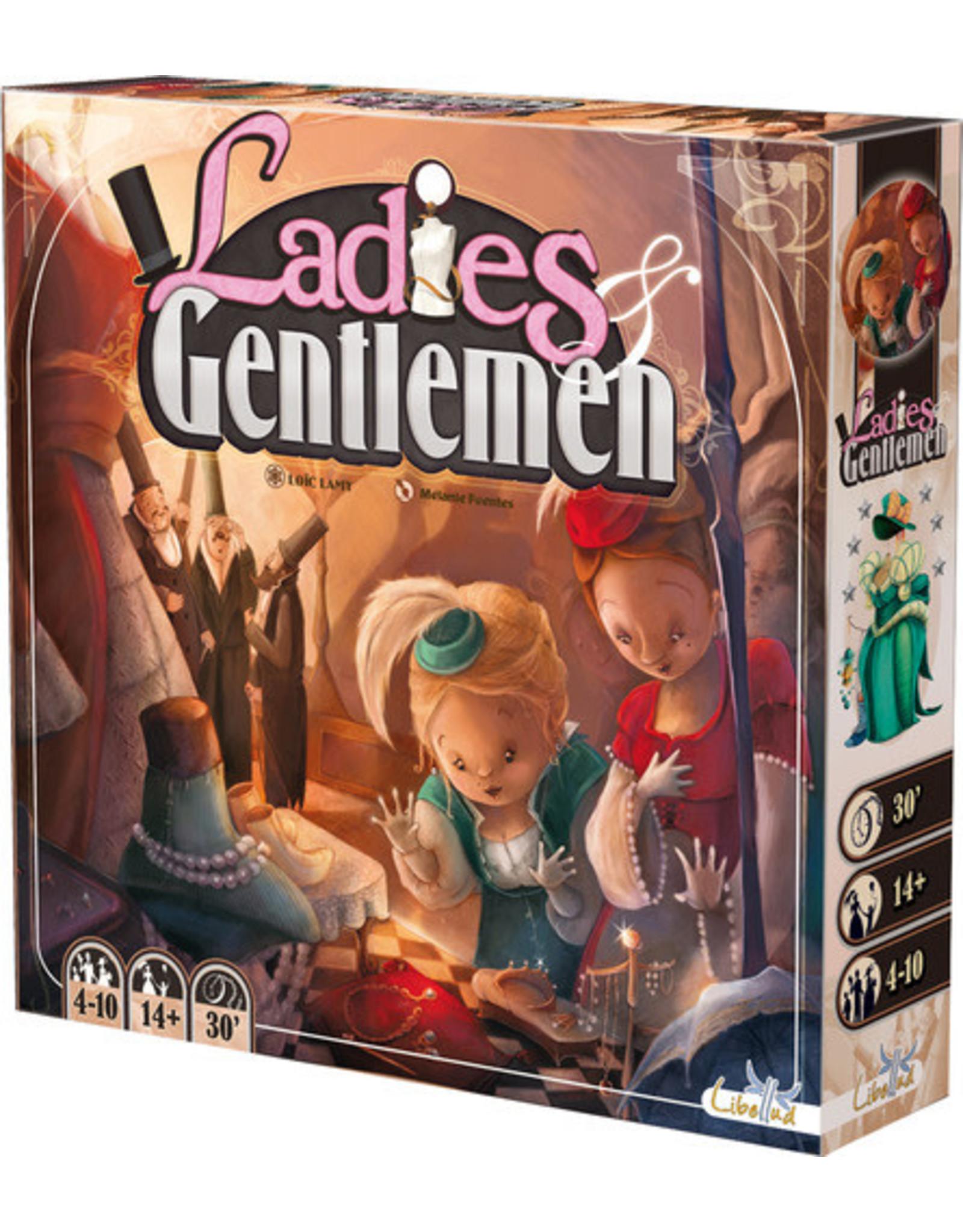 Ladies & Gentlemen Board Game