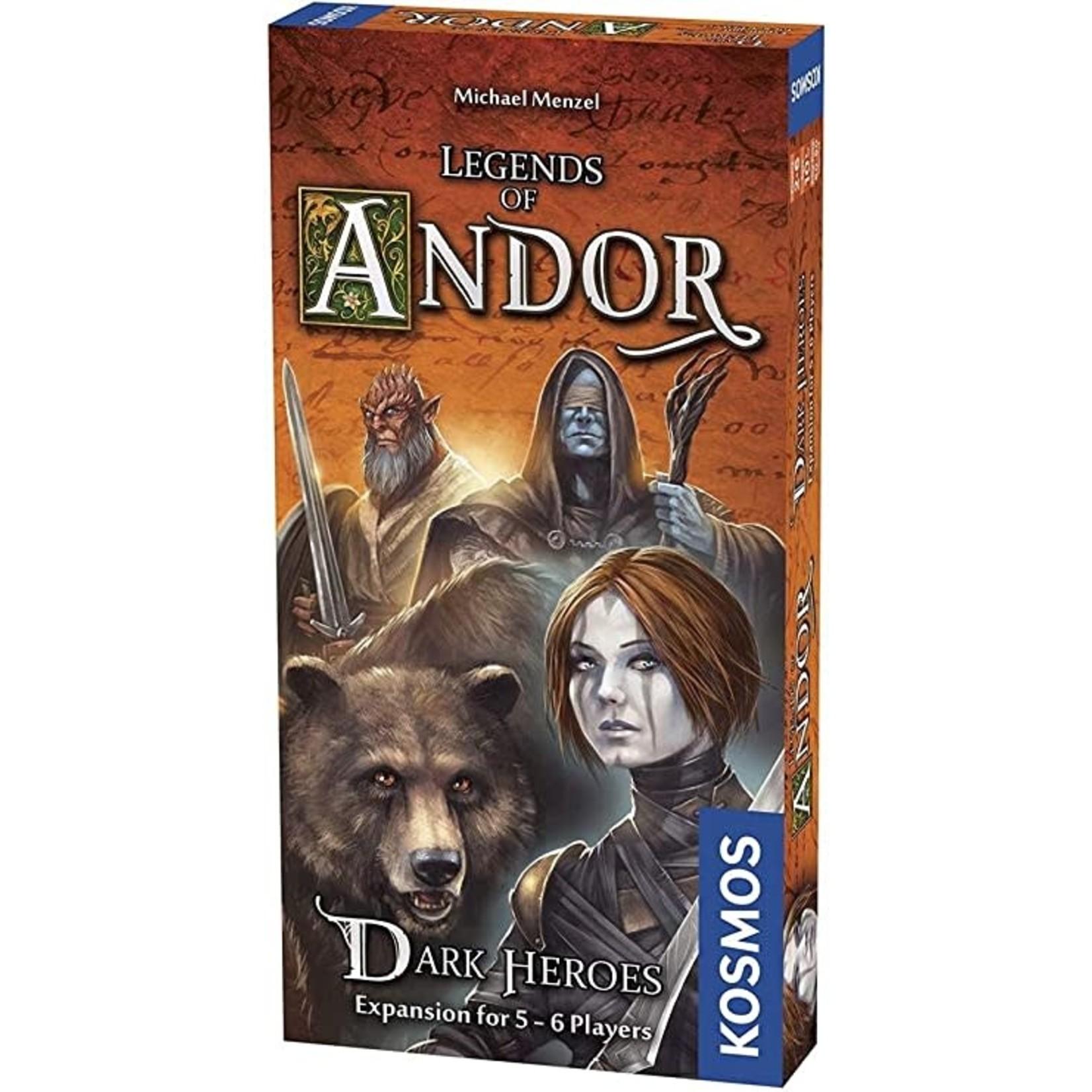 Legend of Andor: Dark Heroes Expansion