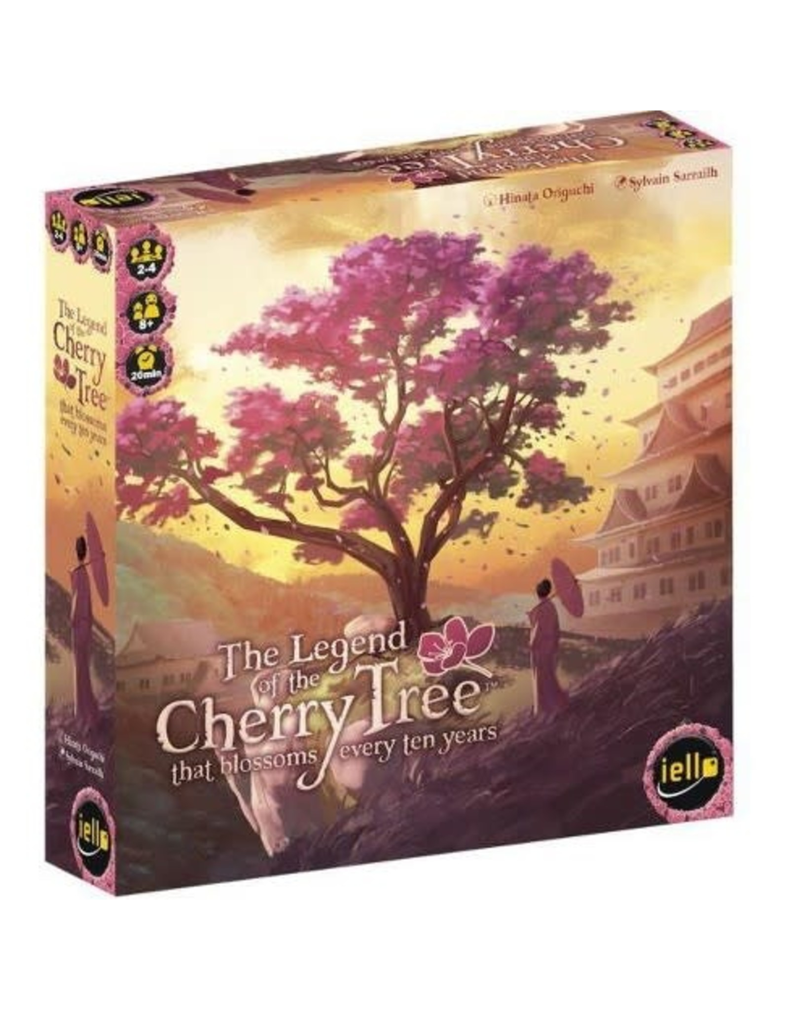 Legend of the Cherry Tree Board Games