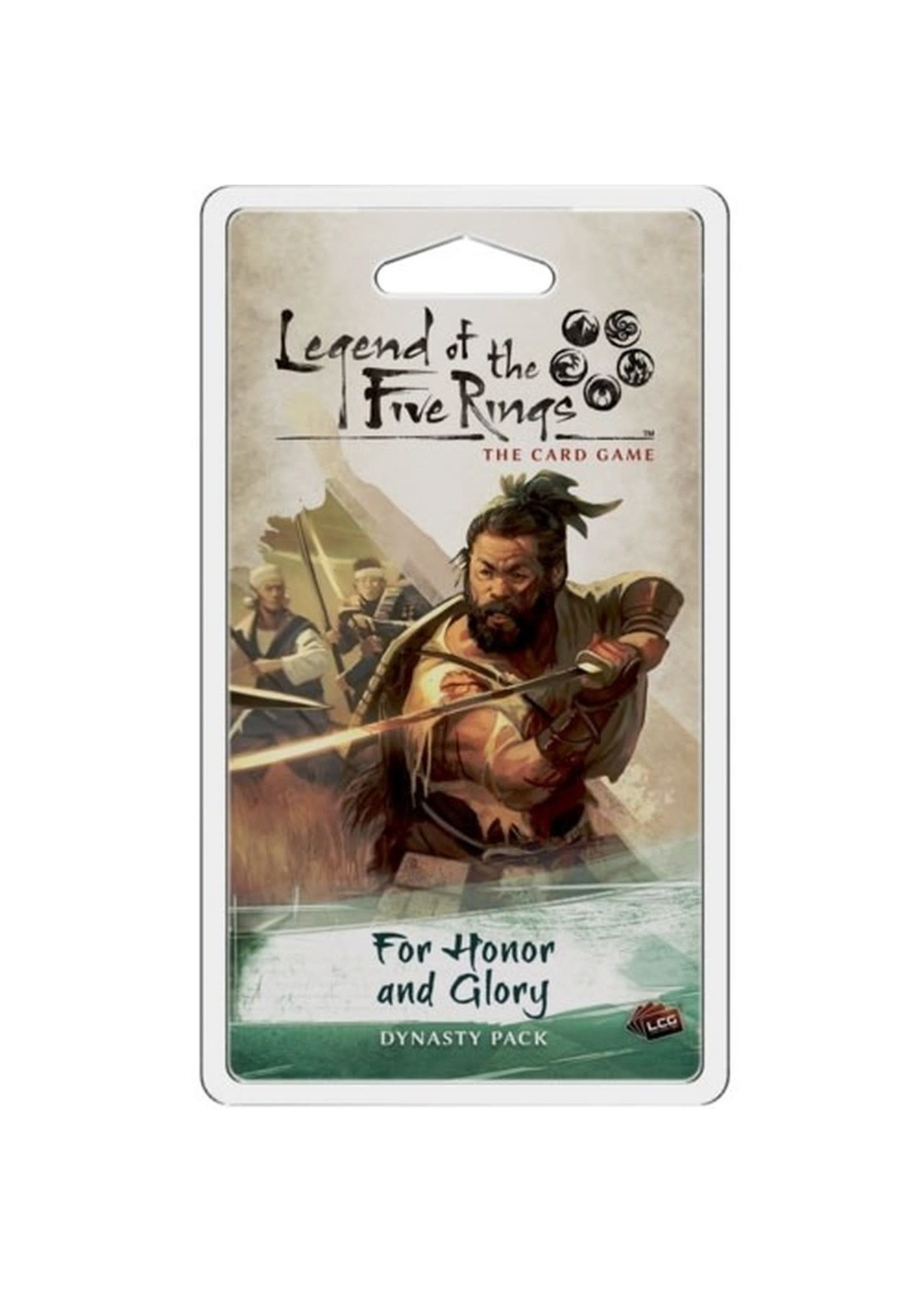 Legend of the Five Rings LCG For Honor and Glory Dynasty Pack
