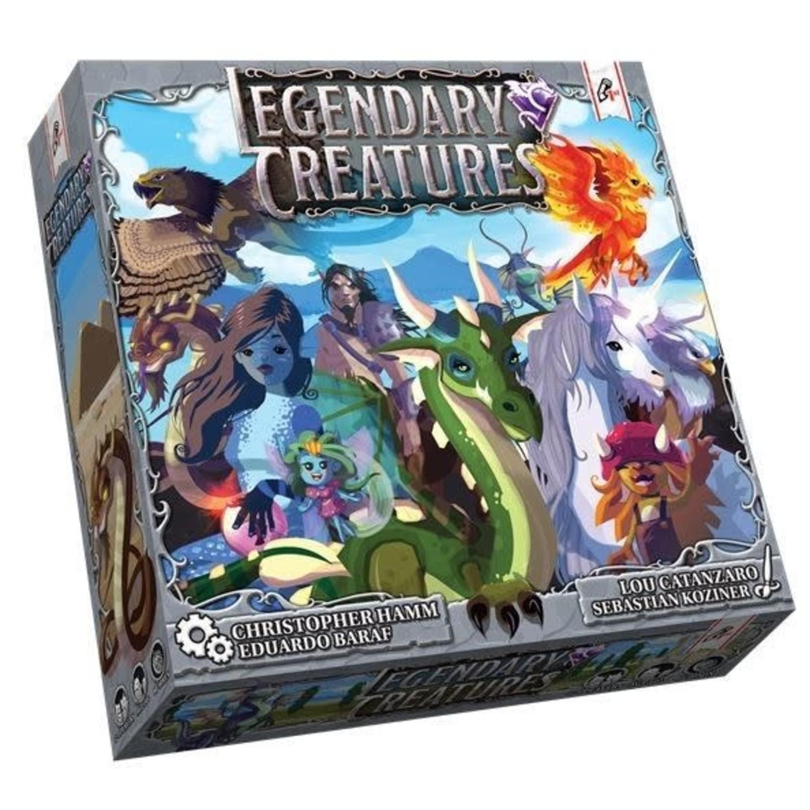 Legendary Creatures Board Game