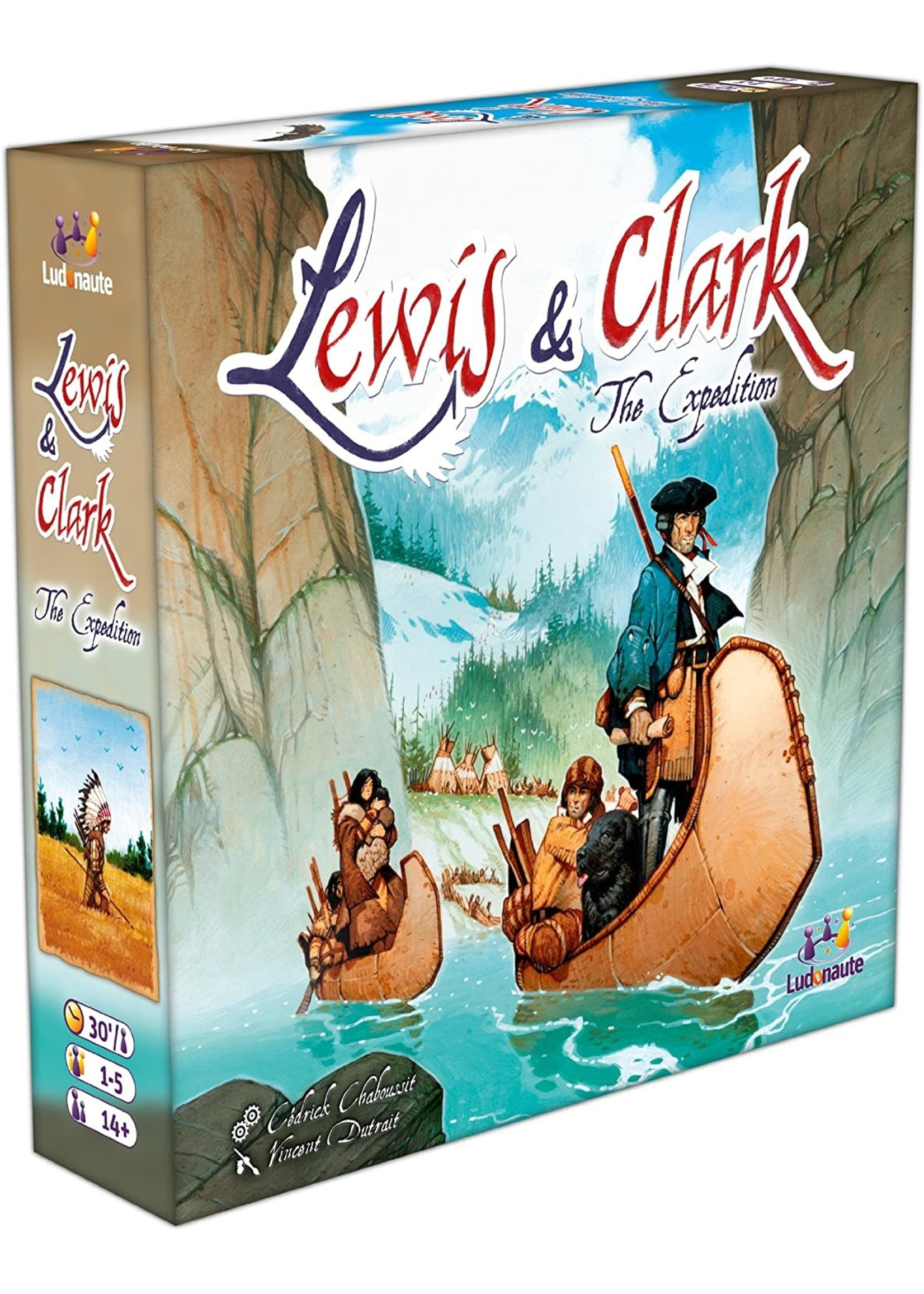 Lewis and Clark: The Expedition Board Game