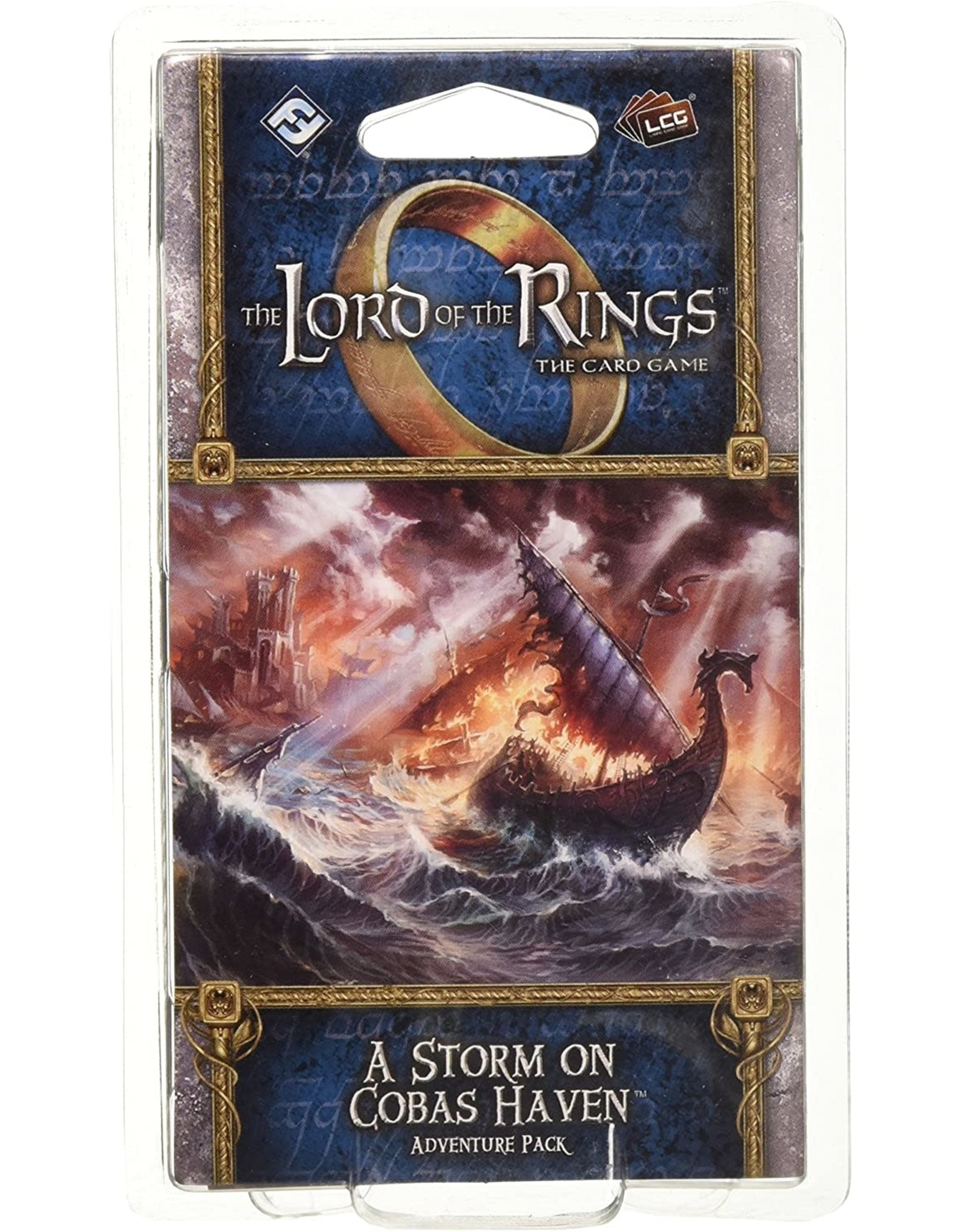 Lord of the Rings LCG A Storm on Cobas Haven Adventure Pack