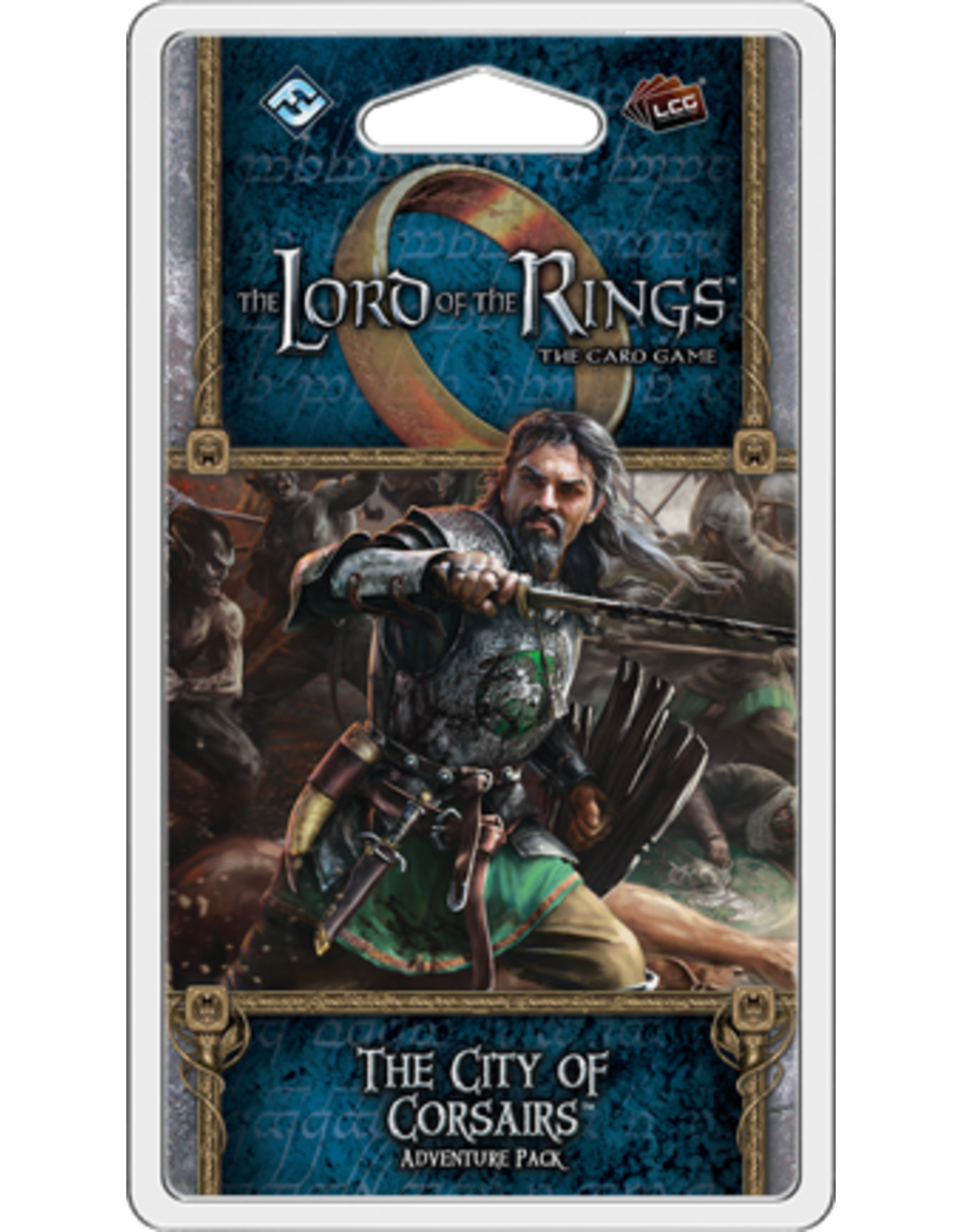 Lord of the Rings LCG The City of Corsairs Adventure Pack