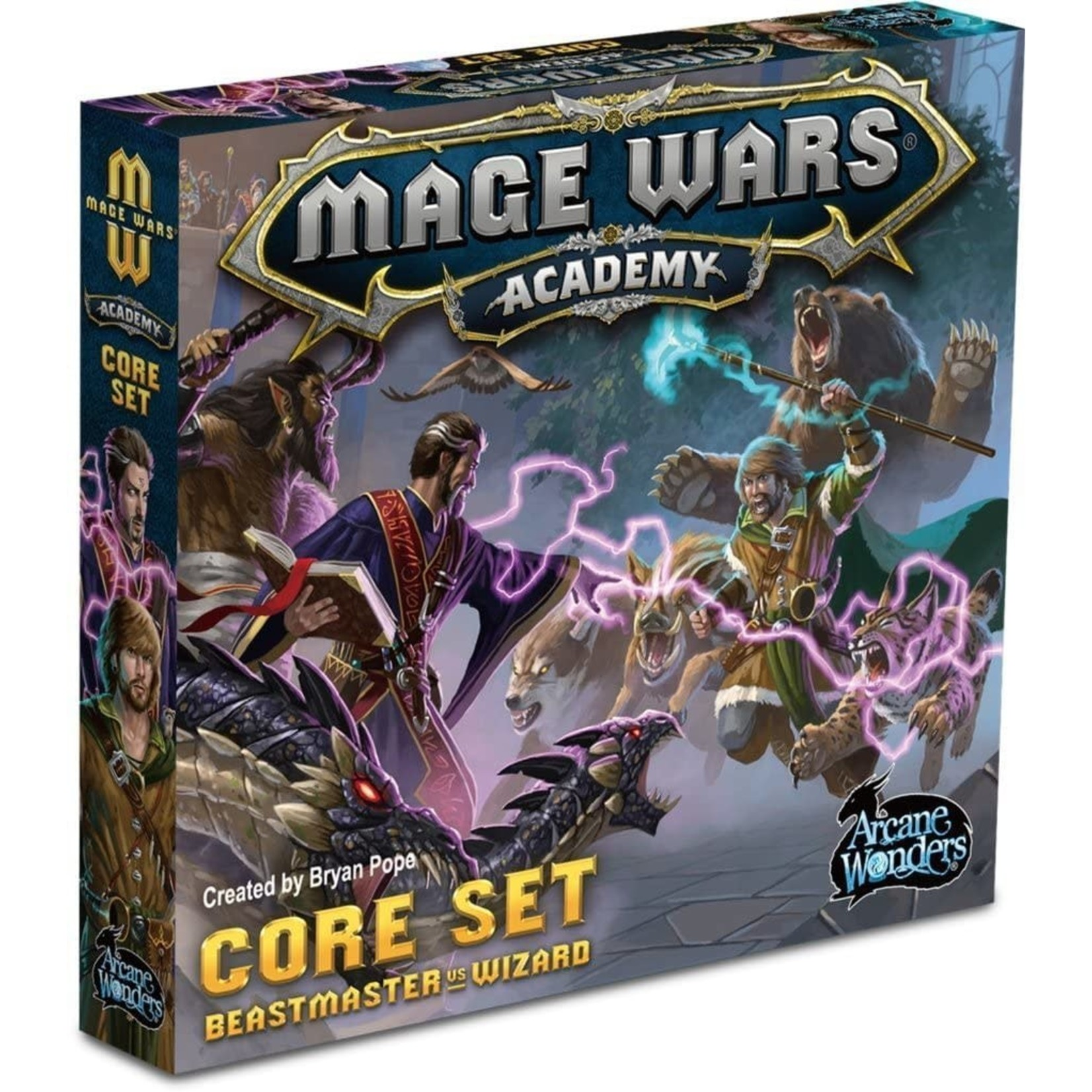 Mage Wars Academy Board Game