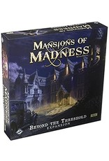 Mansions of Madness 2E Beyond the Threshold Expansion