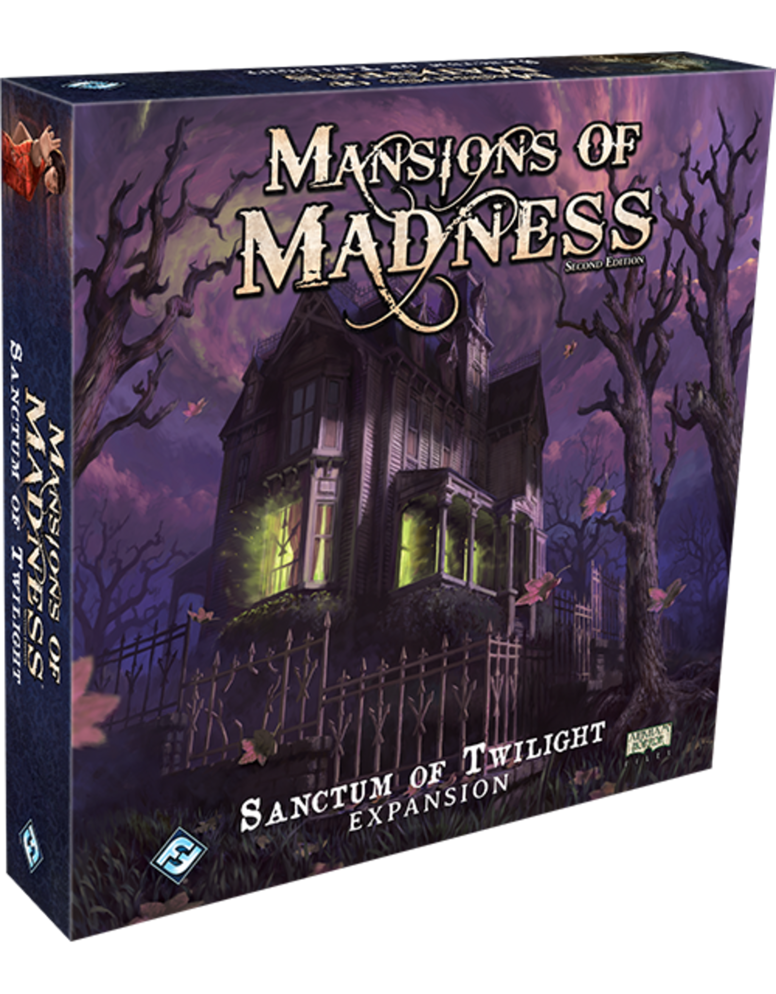 Mansions of Madness 2E Sanctum of Twilight Expansion