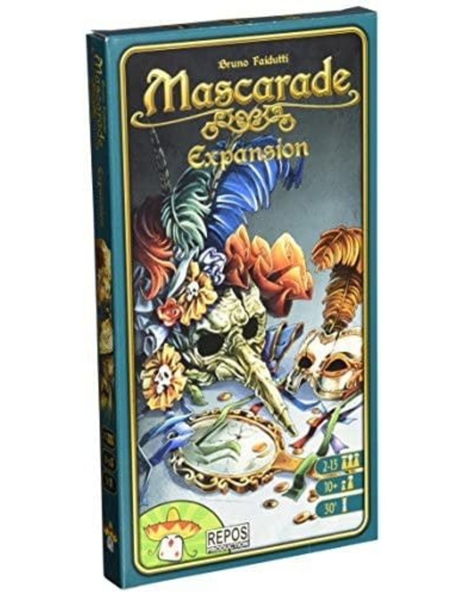 Mascarade Expansion Board Game