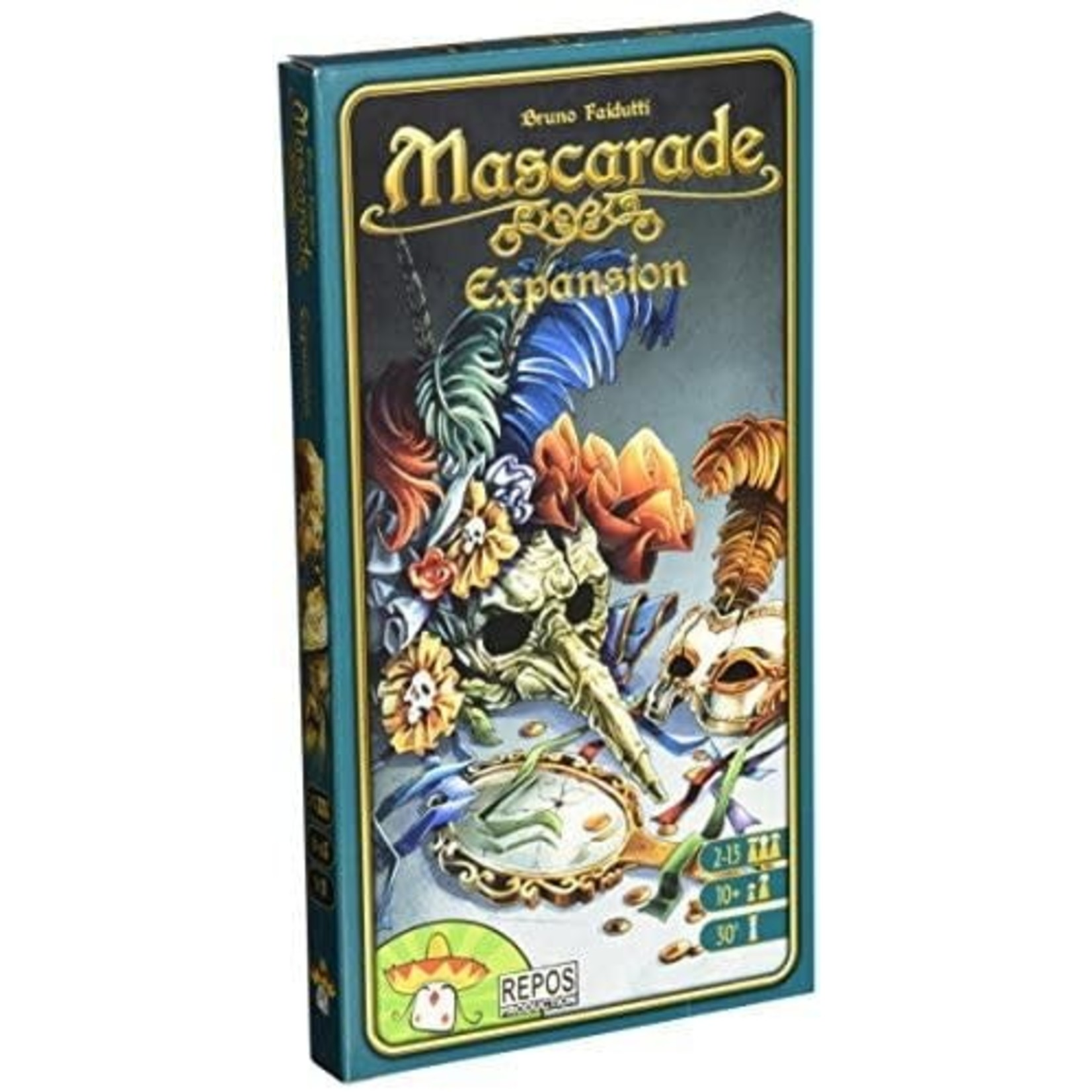 Mascarade Expansion Board Game