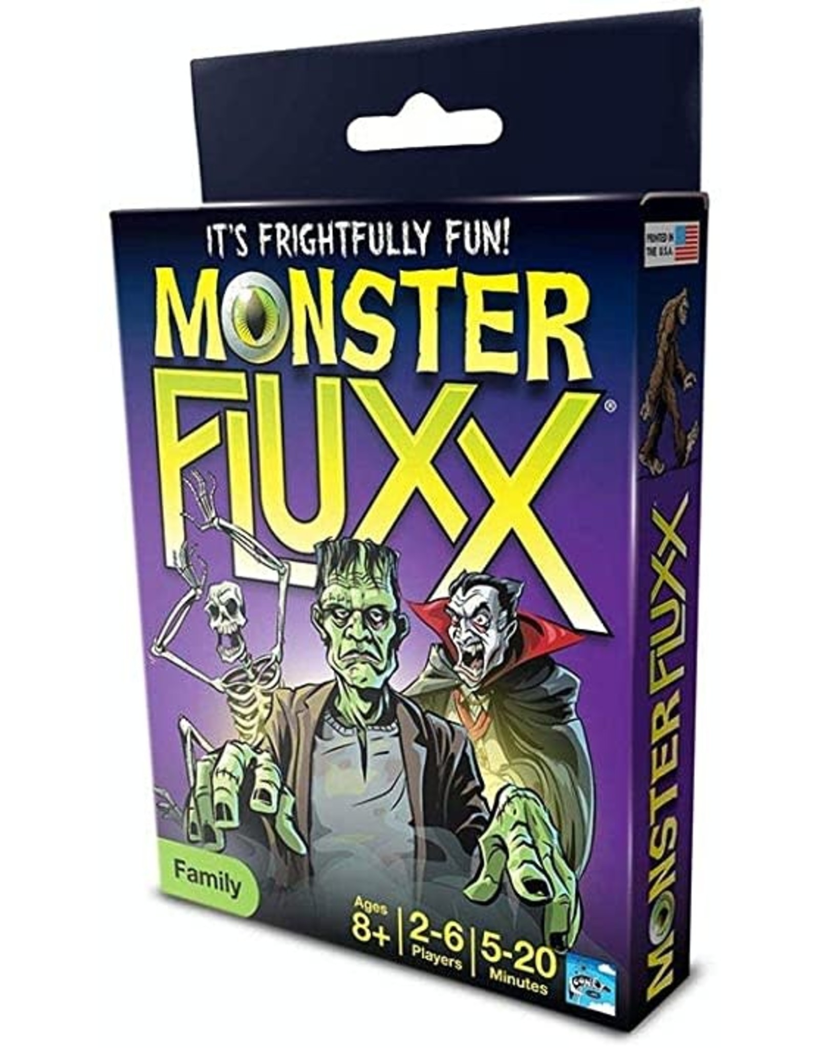 Monster Fluxx Board Game