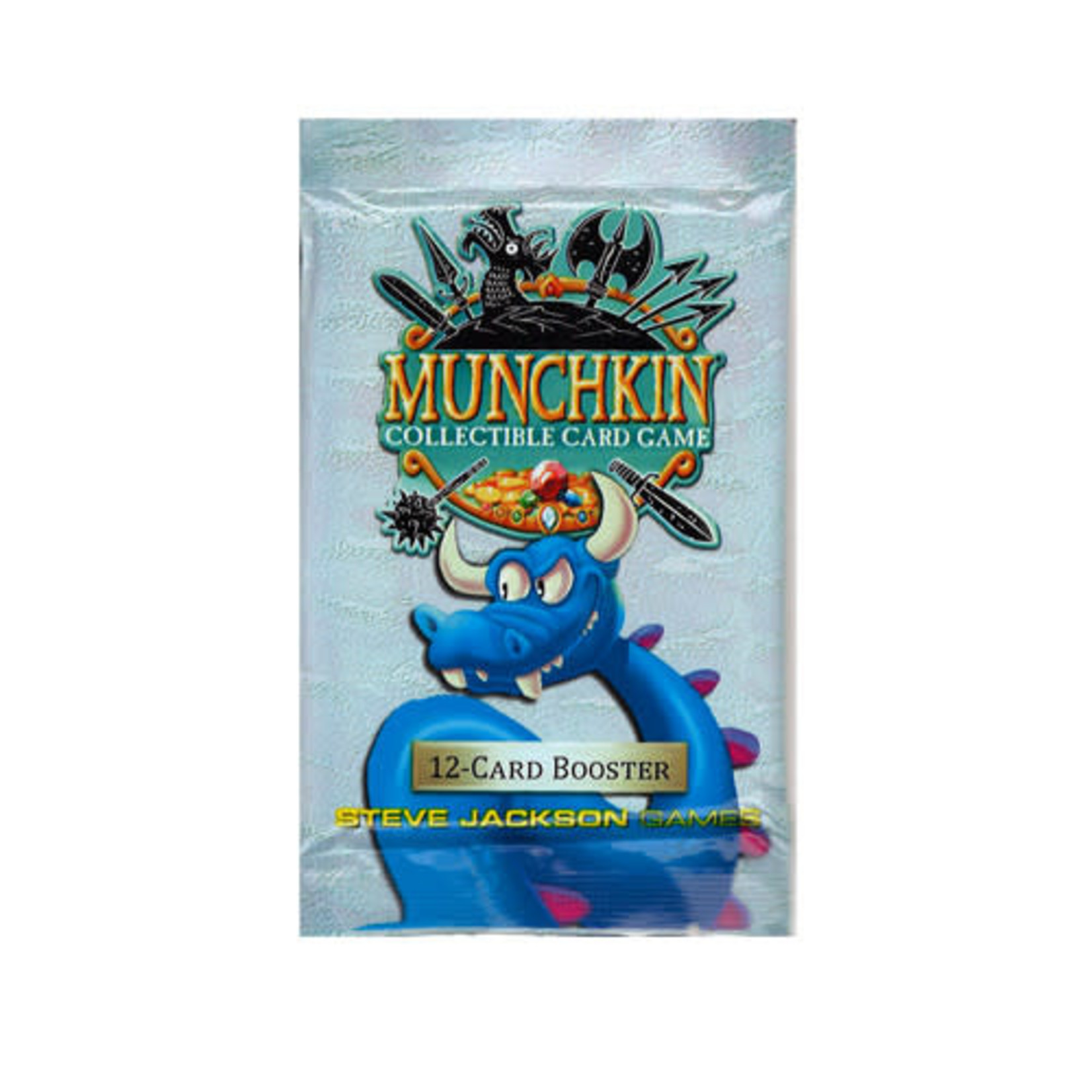 Munchkin CCG Booster Pack