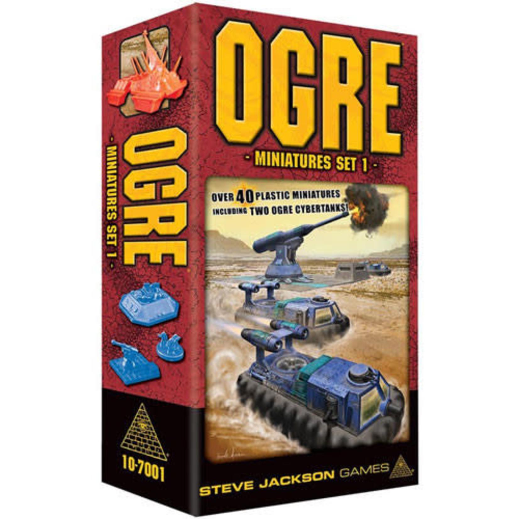 Ogre: Miniature Set 1
