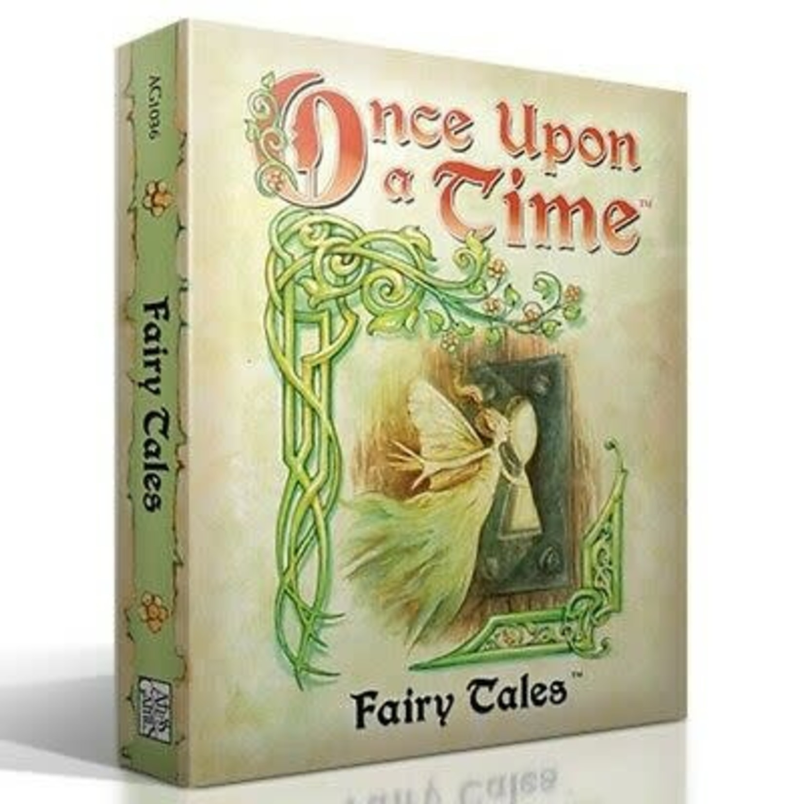 Once Upon A Time Fairy Tales Expansion
