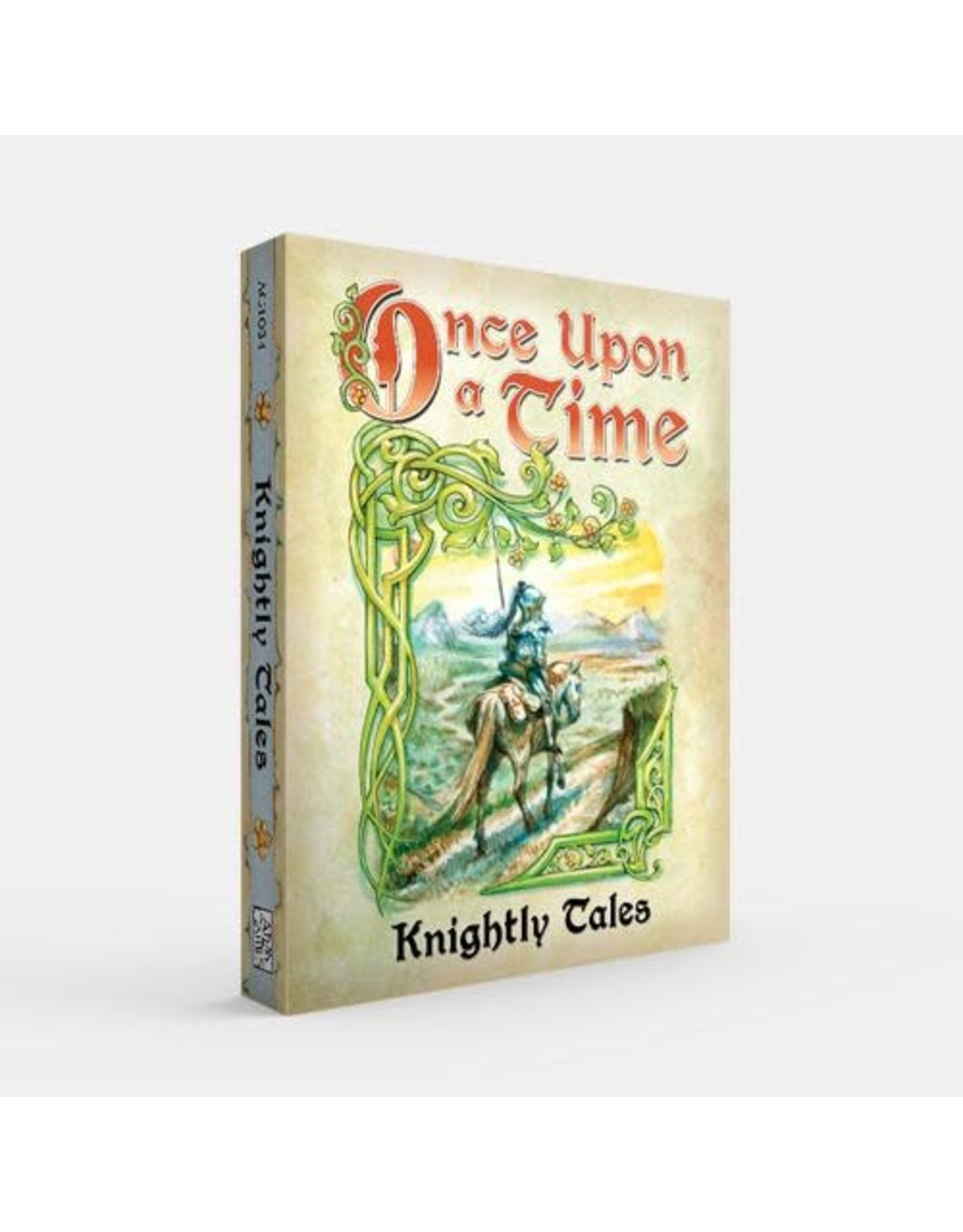 Once Upon A Time Knightly Tales Expansion