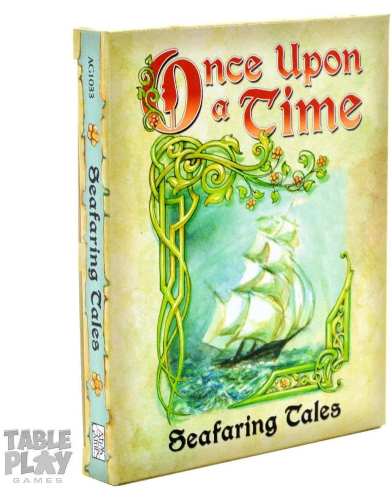 Once Upon A Time Seafaring Tales Expansion
