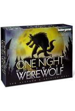 One Night: Ultimate Werewolf Board Game