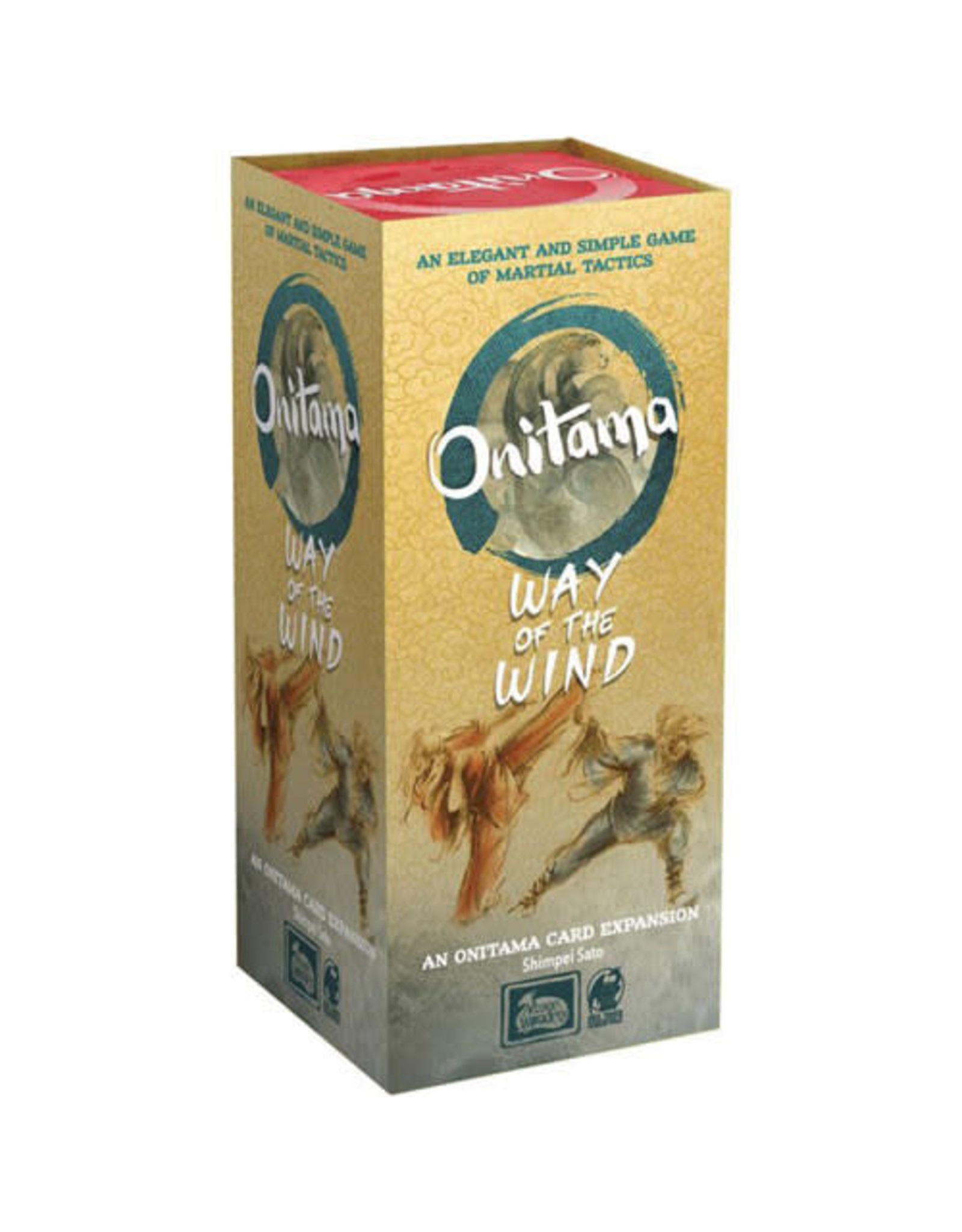 Onitama: Way of the Wind Expansion