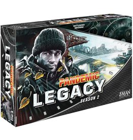 Pandemic Legacy: Season 2 Black Board Game