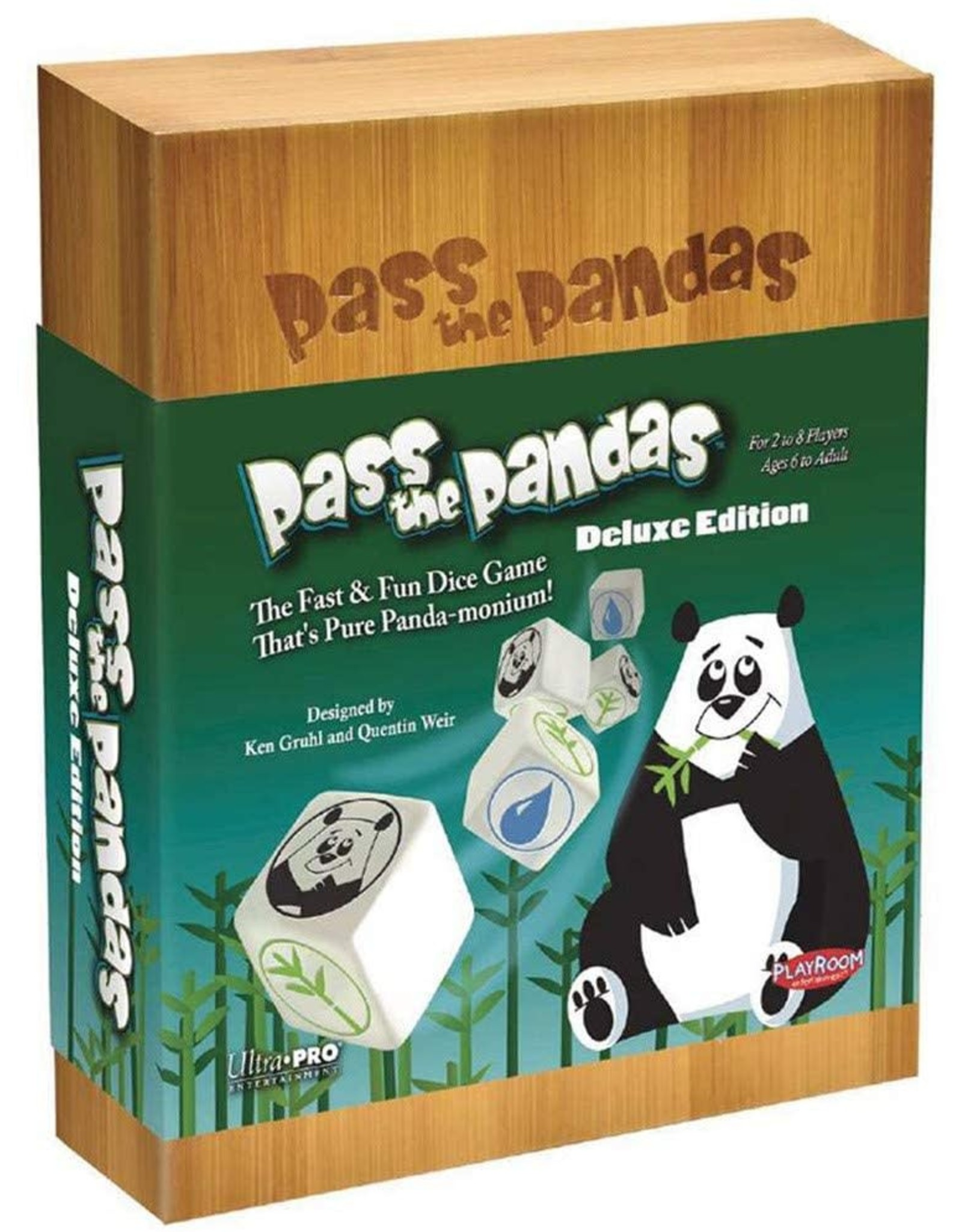 Pass The Pandas Deluxe Board Game