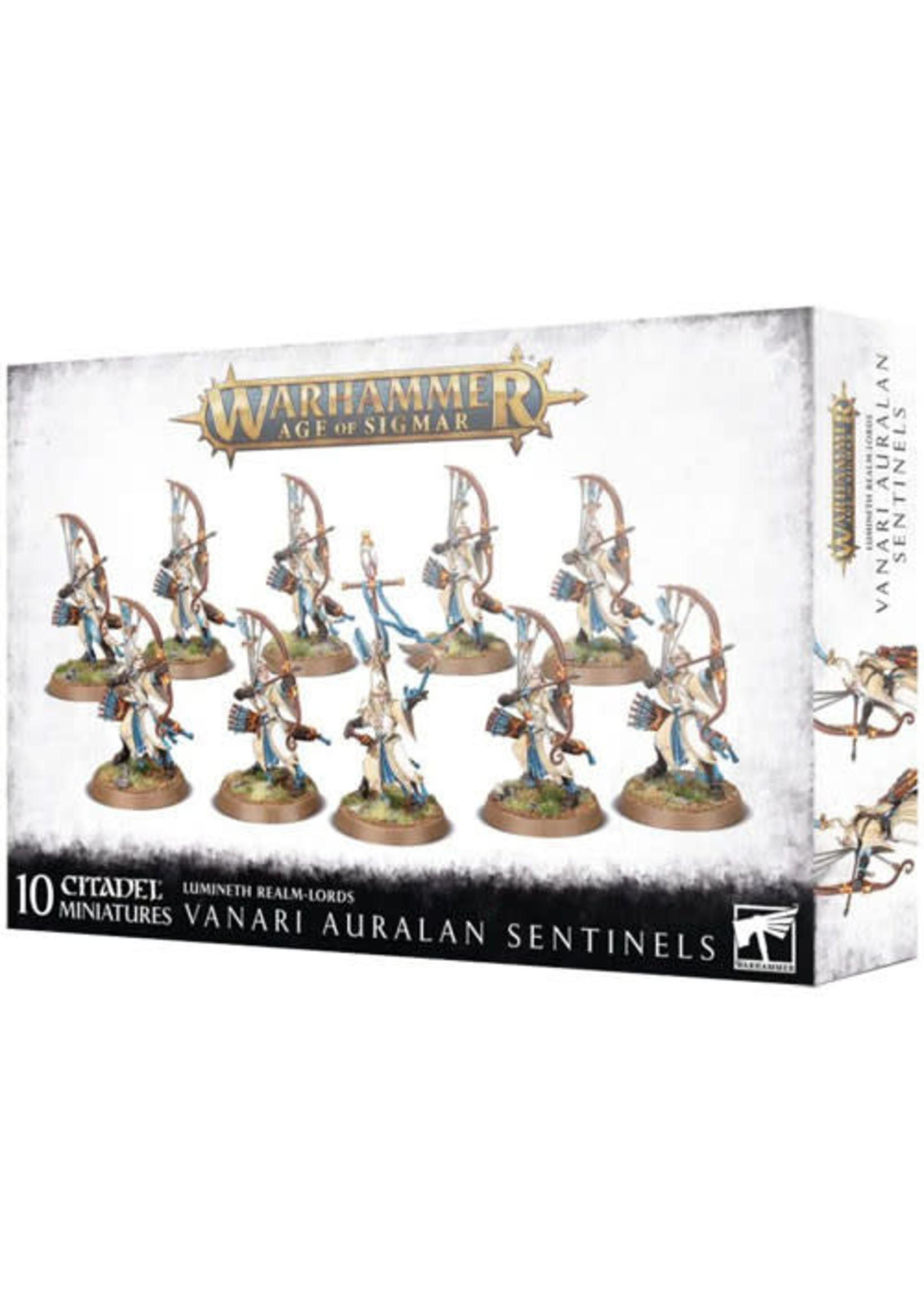 Lumineth Realm Lords Vanari Auralan Sentinels (AOS)