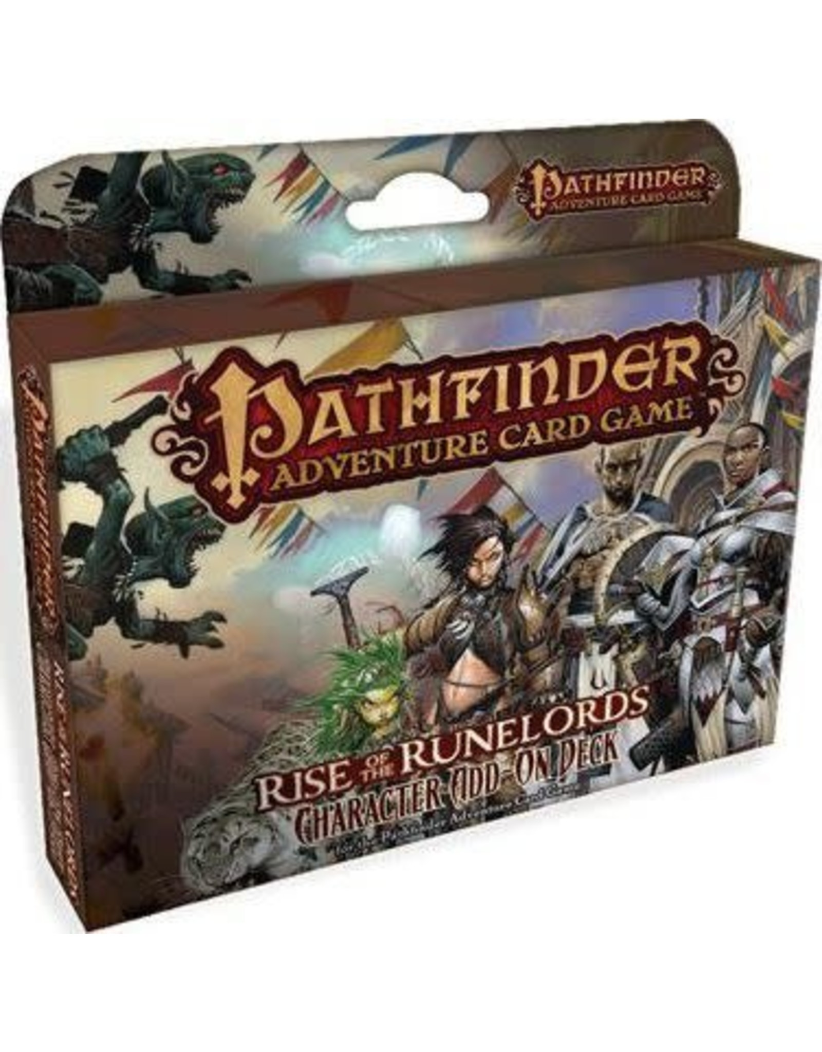 Pathfinder Adventure Card Game Rise of the Runelords Character Add On Deck
