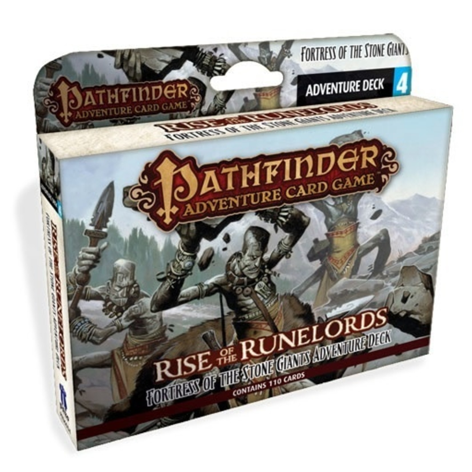 Pathfinder Adventure Card Game Fortress of the Stone Giants Adventure Deck