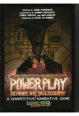 Power Play: Schemes & Skulduggery Board Game