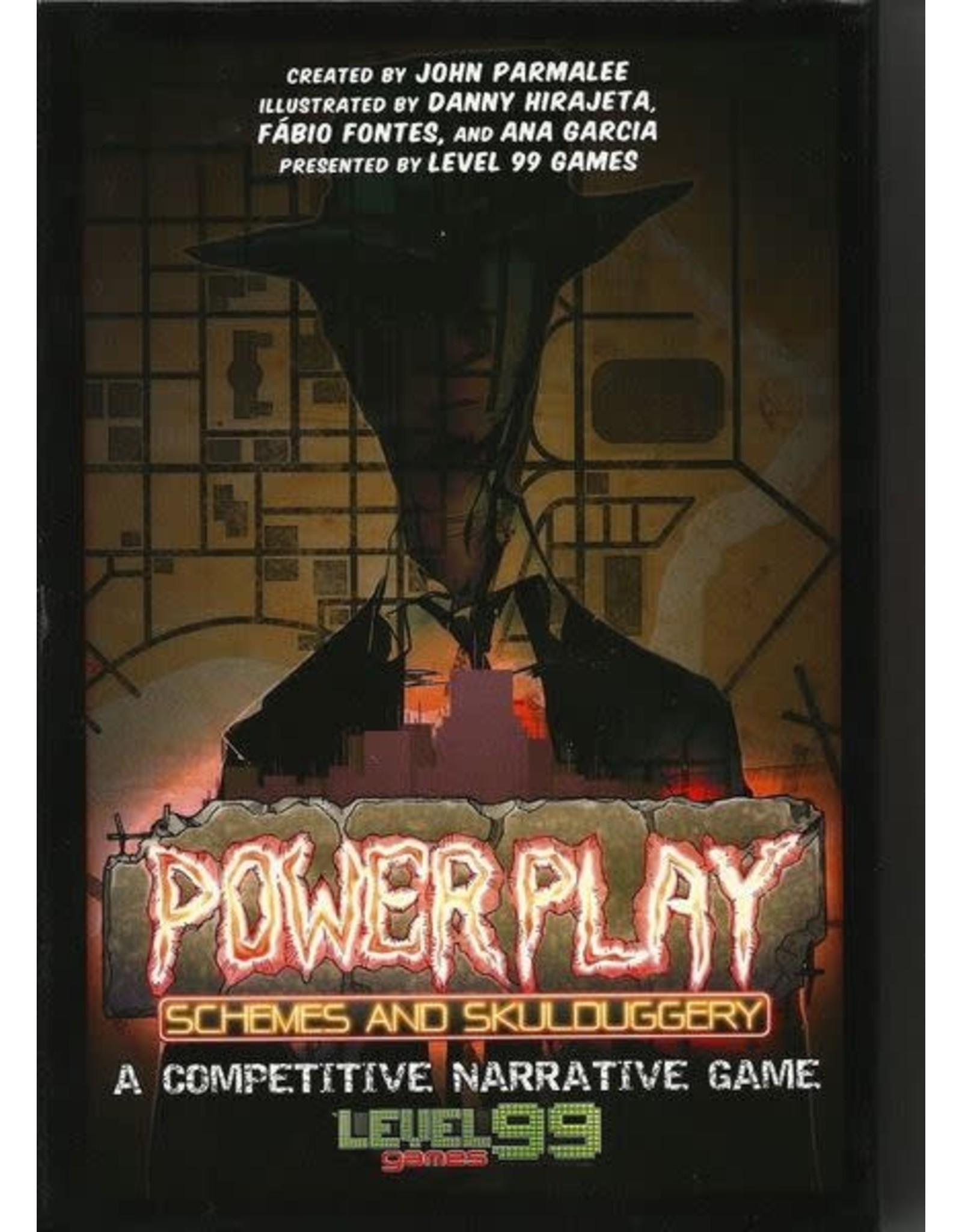 Power Play: Schemes & Skulduggery Board Game