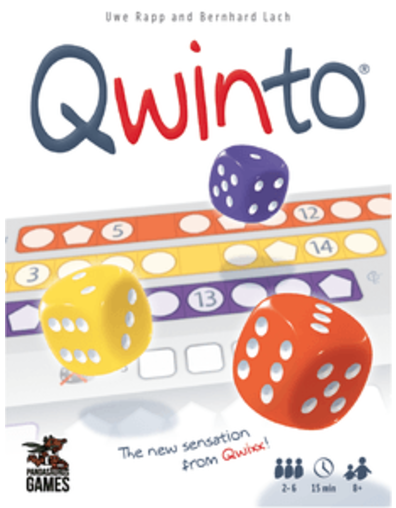 Qwinto Board Game