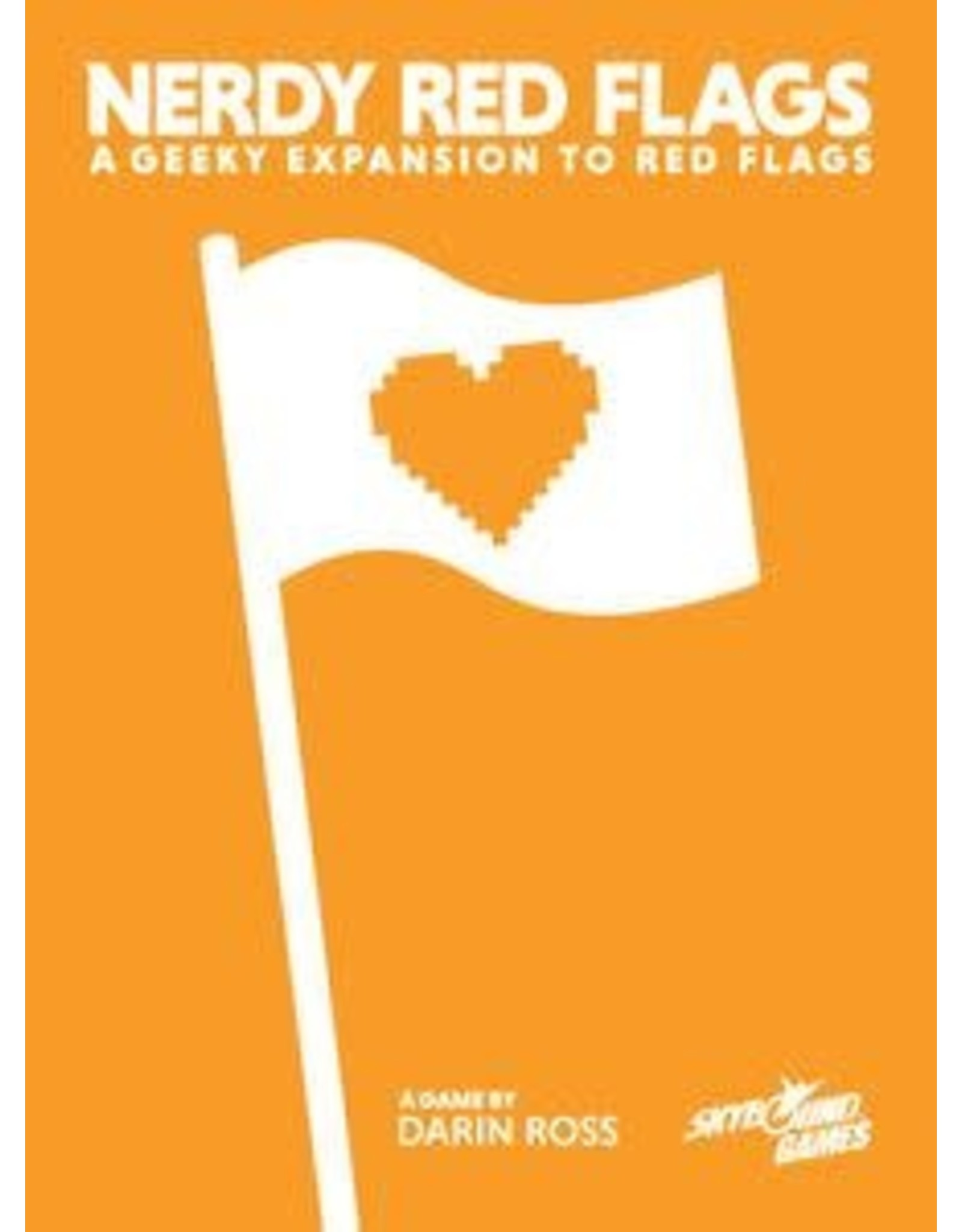 Red Flags: Nerdy Expansion