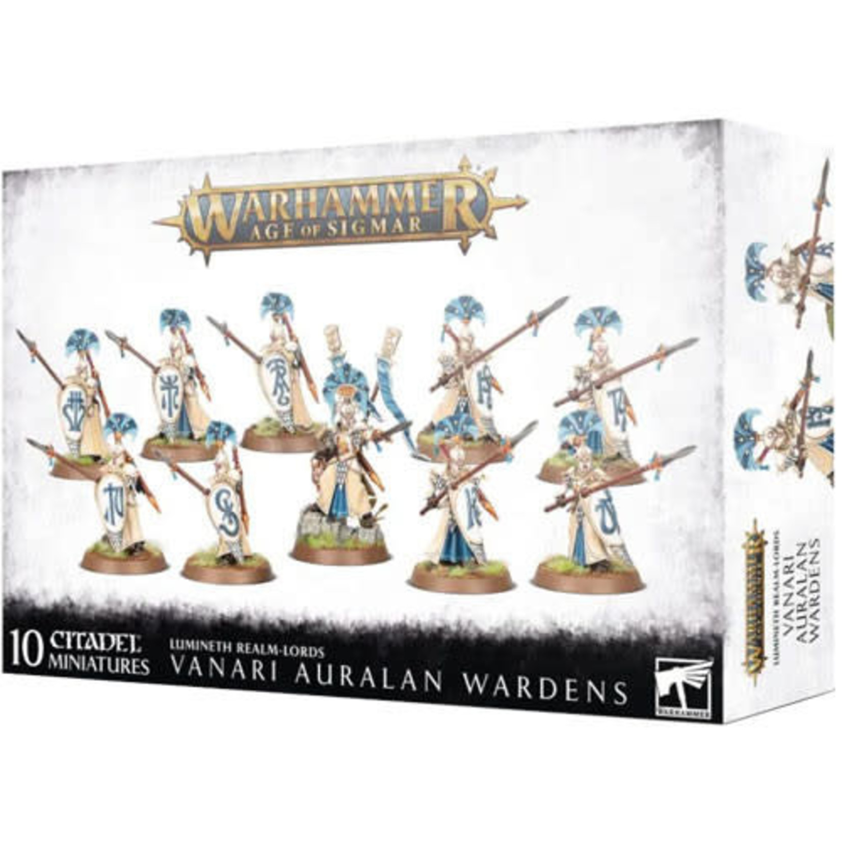 Lumineth Realm Lords Vanari Auralan Wardens (AOS)