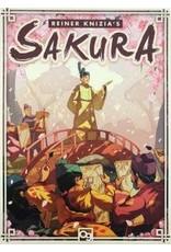 Sakura (2018) Board Game