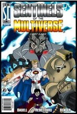 Sentinels of the Multiverse Board Game