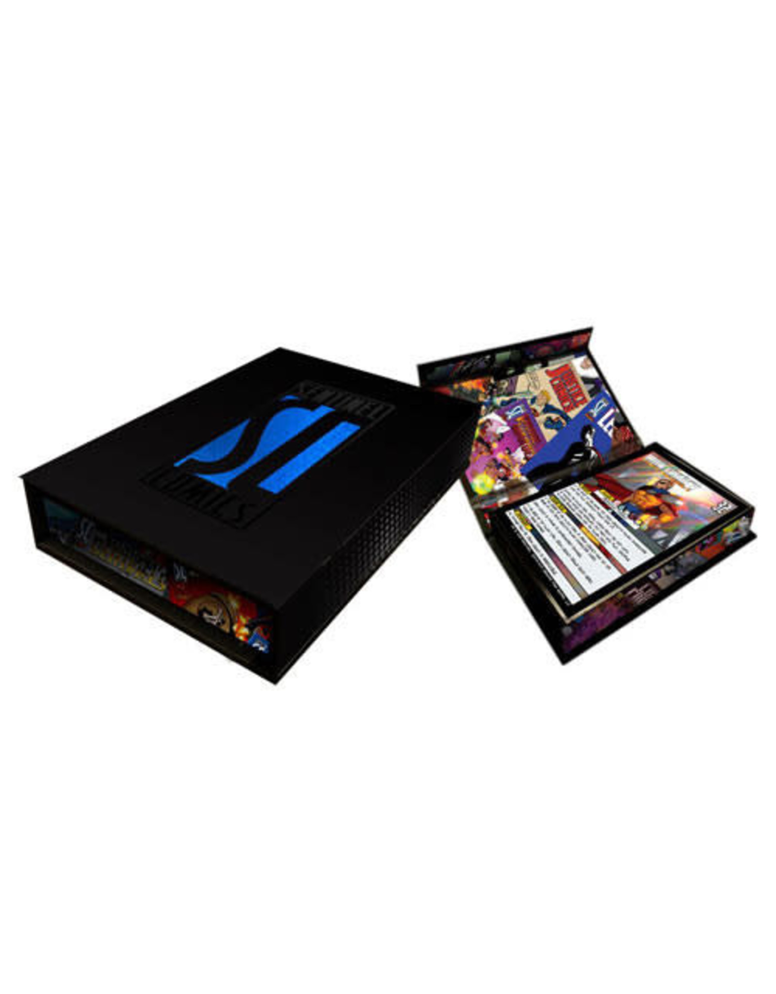 Sentinels of the Multiverse: 5th Annivesary Foil Villain Collection