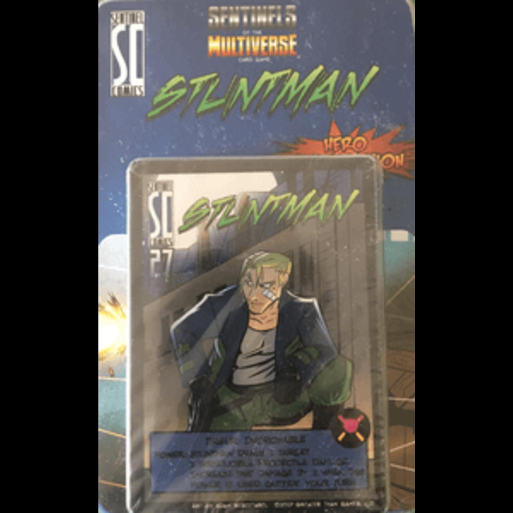 Sentinels of the Multiverse: Stuntman Expansion