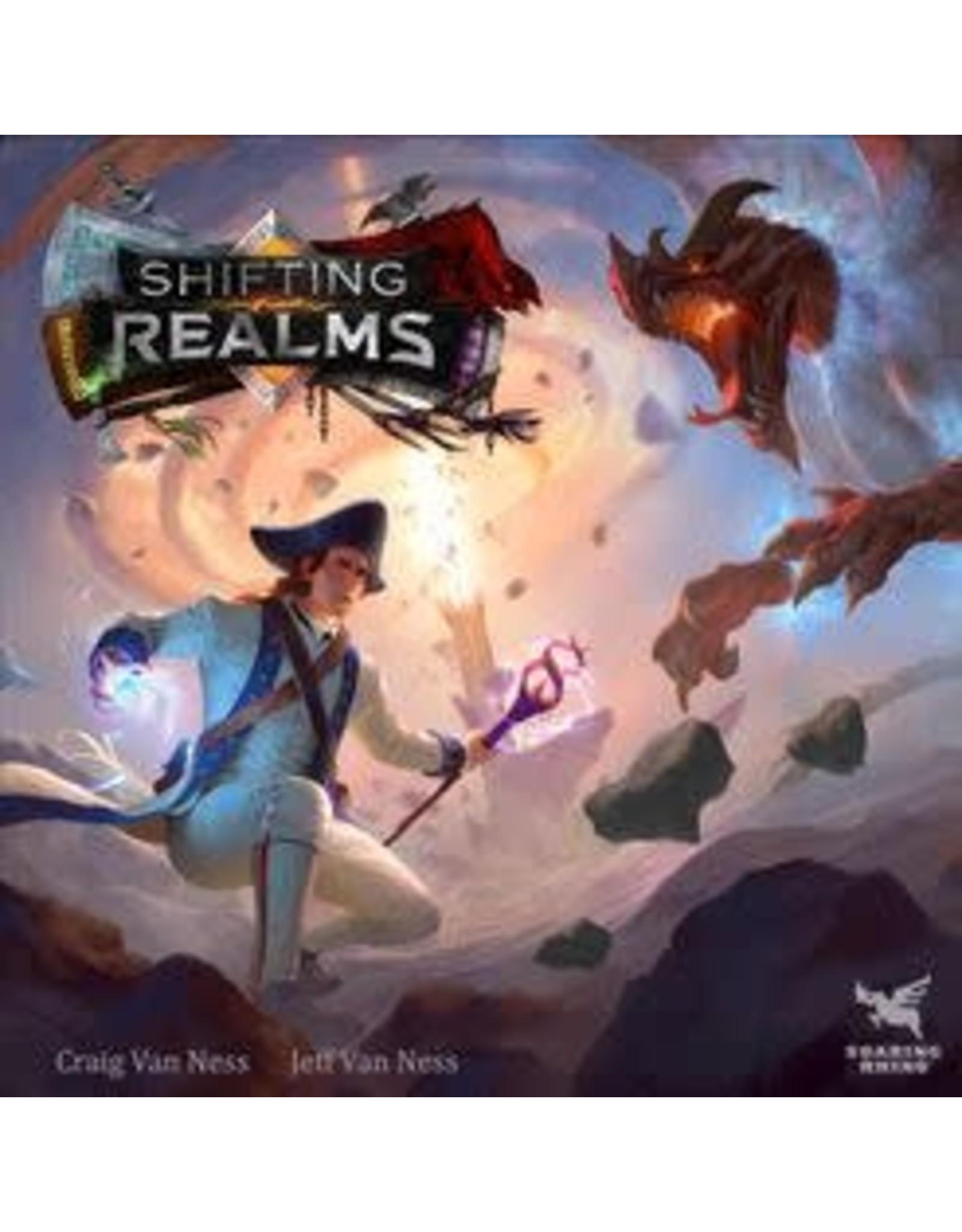Shifting Realms Board Game