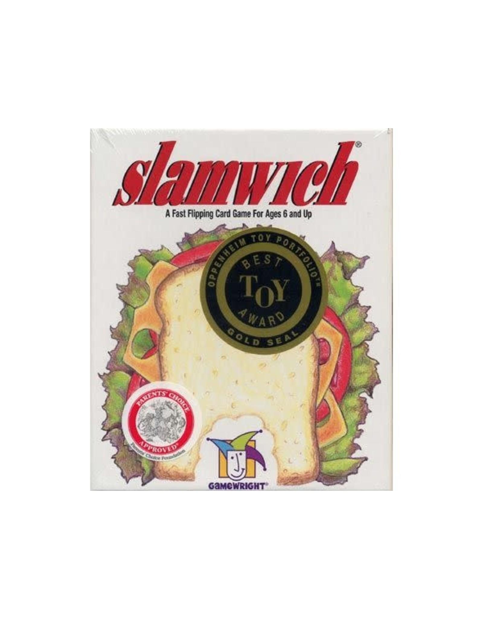 Slamwich Board Game