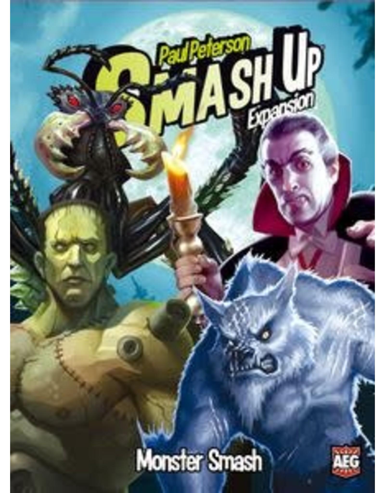 Smash Up: Monster Smash Expansion Board Game