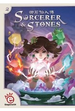 Sorcerer and Stones Board Games