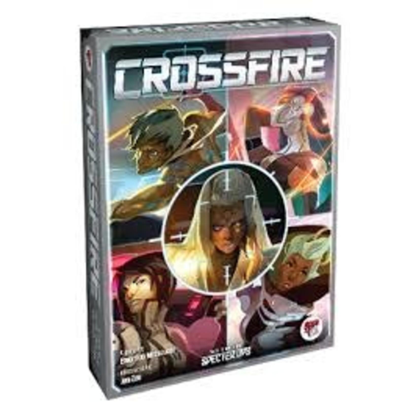 Specter Ops: Crossfire Board Game