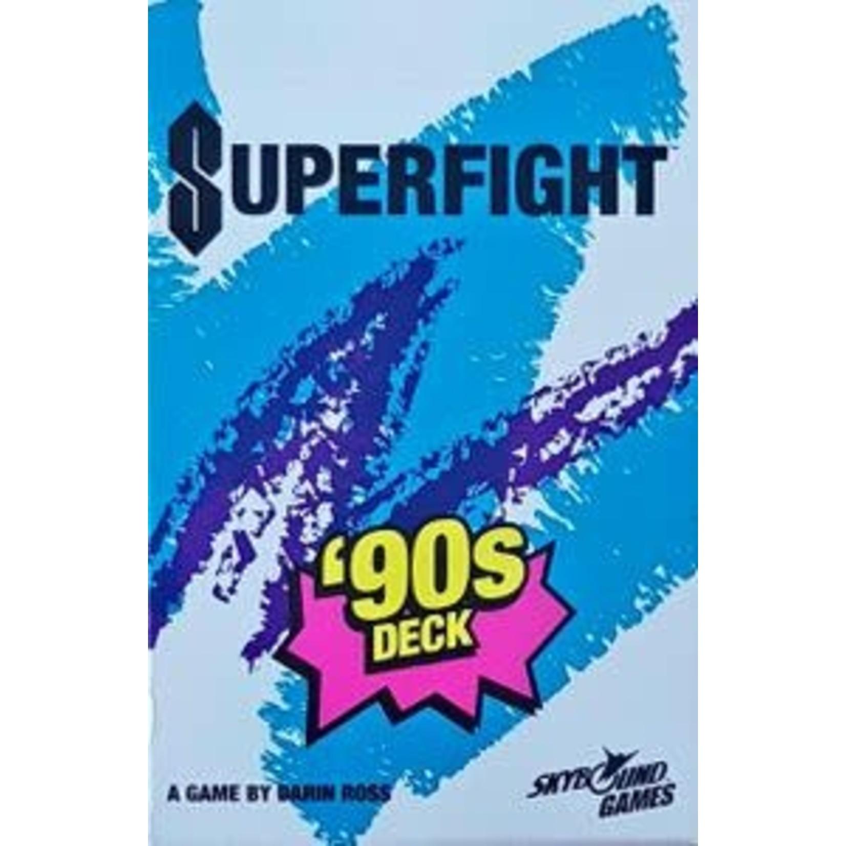 Superfight 90's Deck