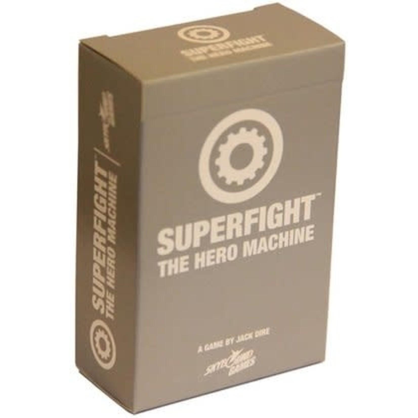 Superfight Hero Machine Deck