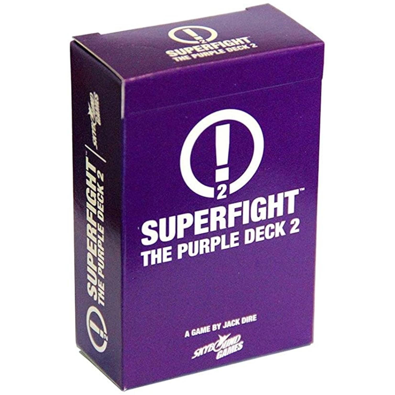 Superfight The Purple Deck 2