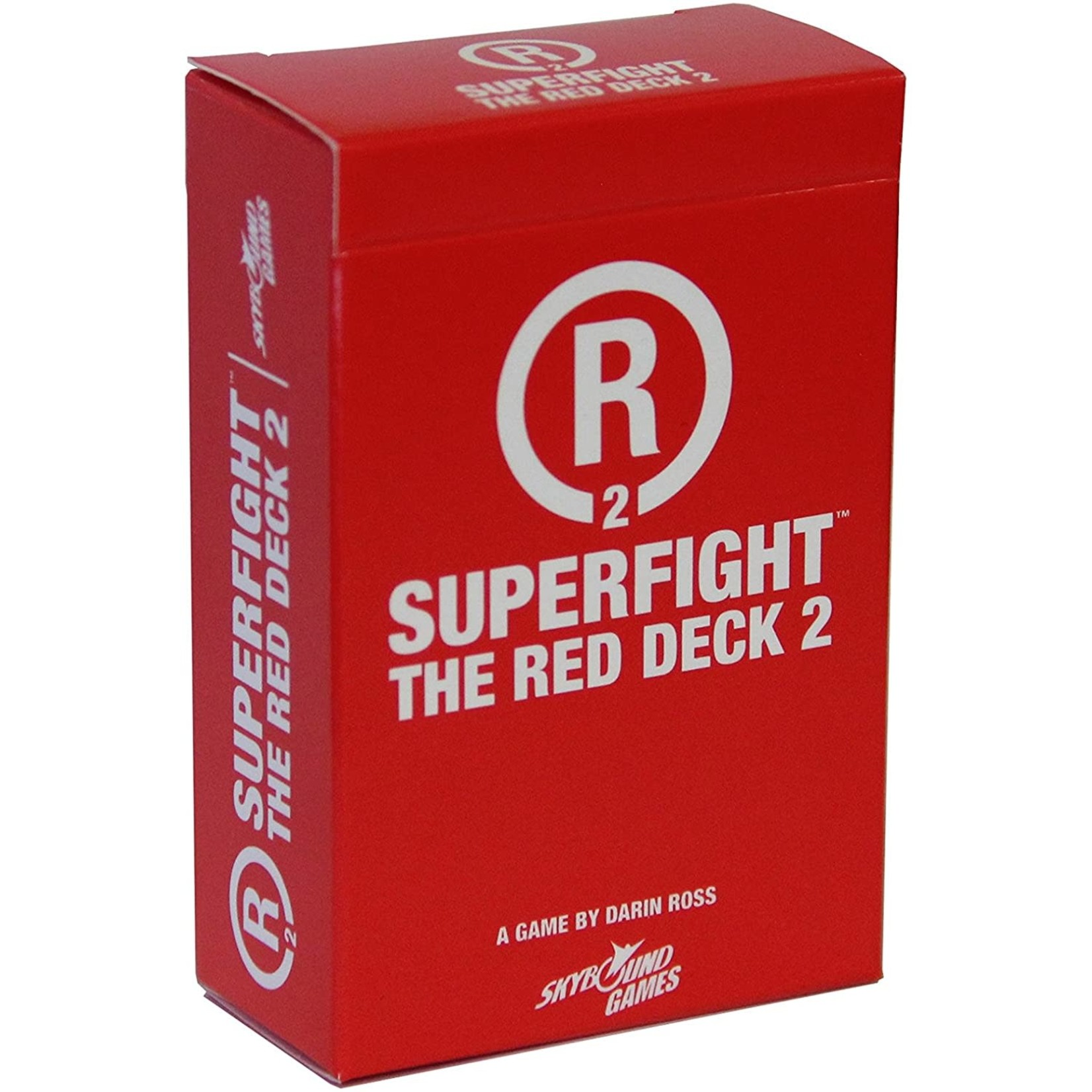 Superfight The Red Deck 2